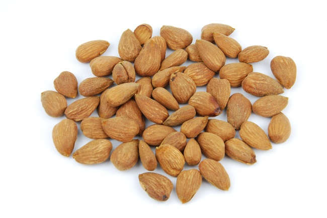 almonds to helptinnitus